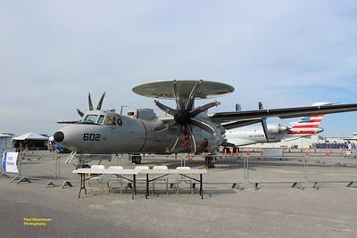 Northrop Grumman E-2 Hawkeye Aircraft