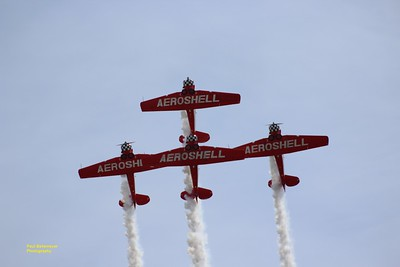 Aeroshell Air Craft WWII Air Craft