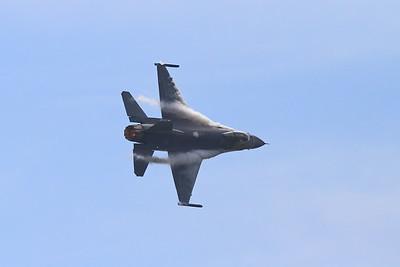 USAF F-16 Viper Demo