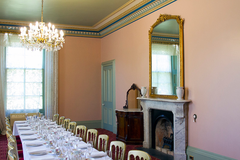 overnewton drawing room