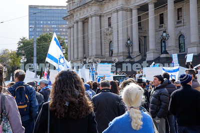 Melbourne Israel Rally 10-8-14