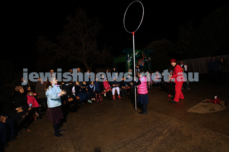 6-5-15. Lag B'omer 2015. Katanga Caulfield Beth Hamedrash . Photo: Peter Haskin
