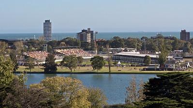 Melbourne F1 2009, Grandstand