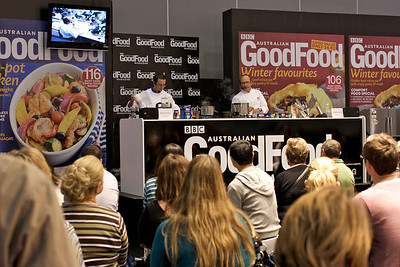 Melbourne GoodFood+Wine Festival