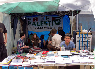 Free Palestine group