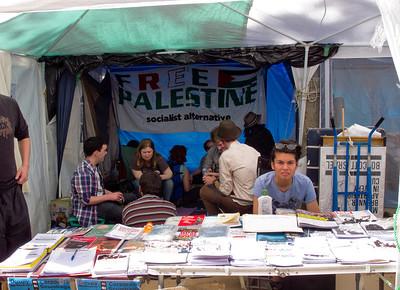 Free Palestine group