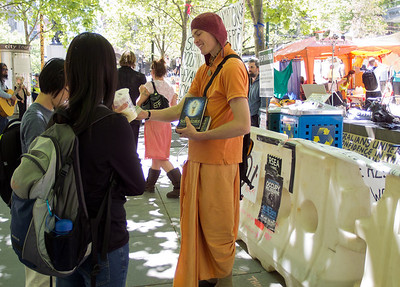 Self realization monk