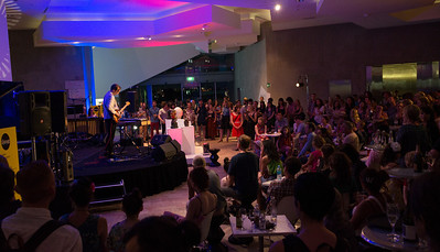 Concert at the NGV, Fed Square
