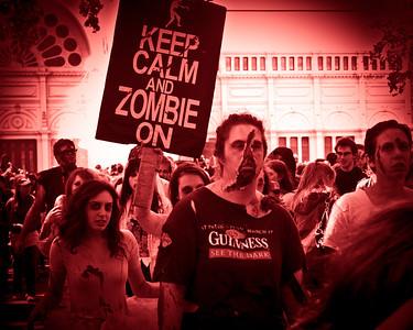 Zombie on!