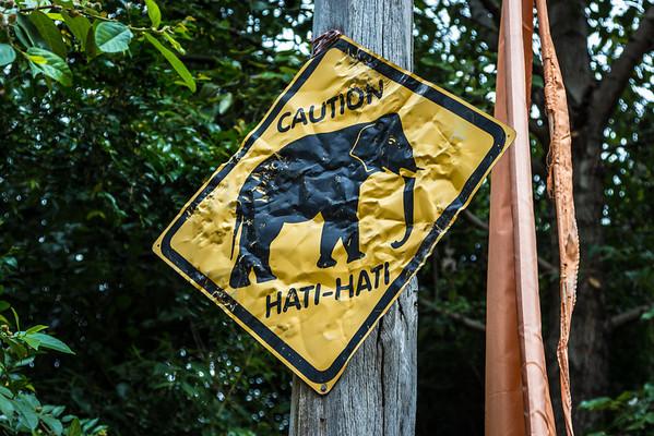 Caution: Hati-Hati