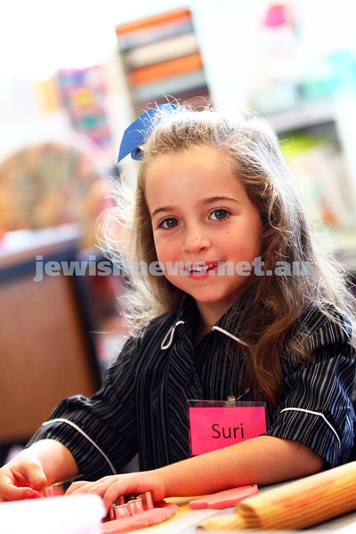 29-1-15. First day of school 2015. Beth Rivkah Ladies College. Photo: Peter Haskin