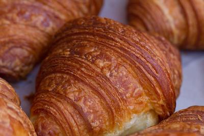Crunchy croissant
