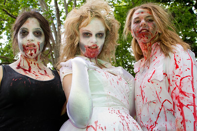 Pretty ghouls