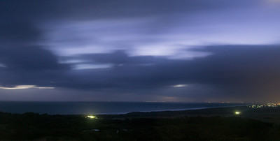 Dusk. Mornington Peninsula, May 2012