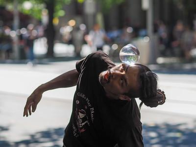 Balancing the crystal ball