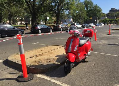Good spot to park