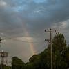 Rainbow at Surrey Hills, VIC