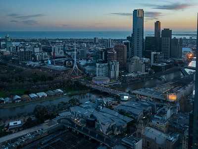 Melbourne skyline 💙