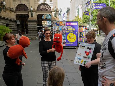 Melbourne Comedy Festival 2018