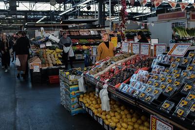 Fruit stall, Prahran Market