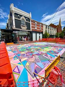 Street art, Chapel Street