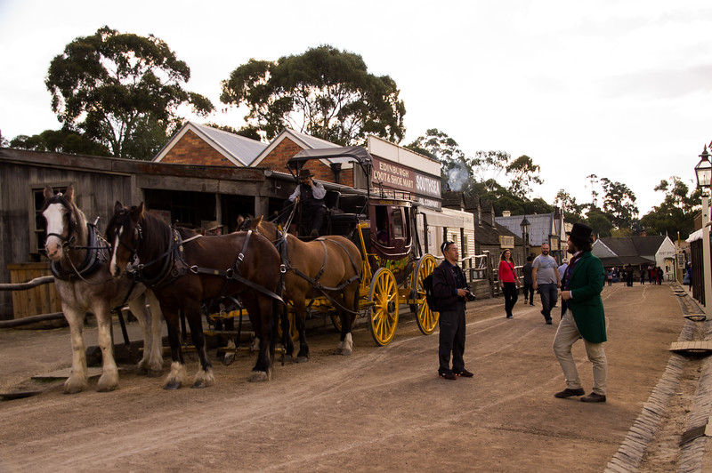 Sovereign Hill Tour 380, 380L, 382