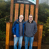 Rob, Jeremy, at SkyHigh Mt Dandenong, The Giant's Chair