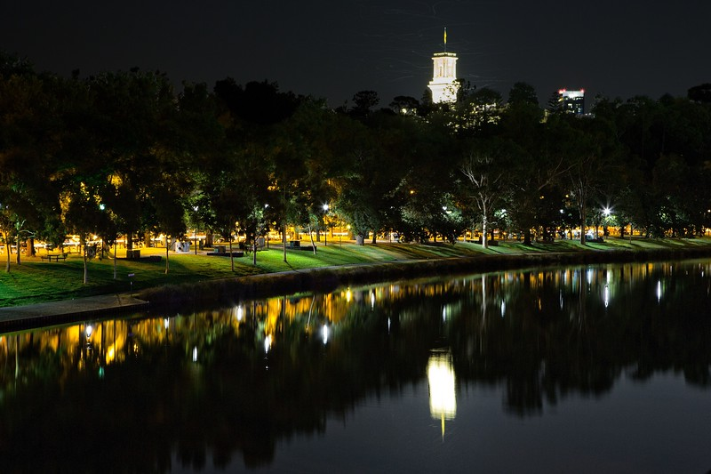 Government House from Morell Bridge