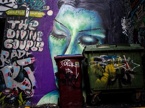 Hidden, AC/DC Lane, Melbourne