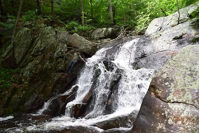 School mt waterfall