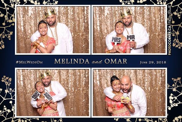Melinda & Omar - 06-29-2018