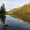 Grand Teton Sunrise reflection