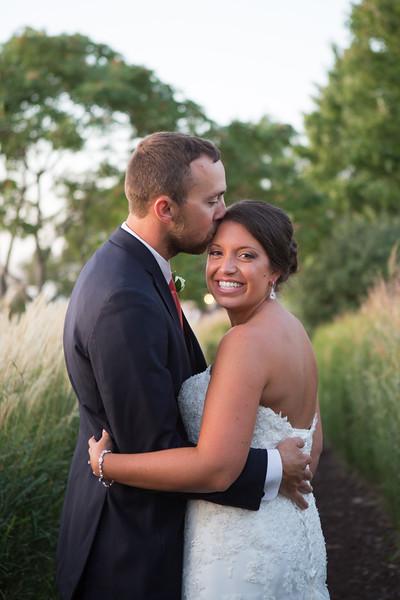 Melissa & Brad's Wedding