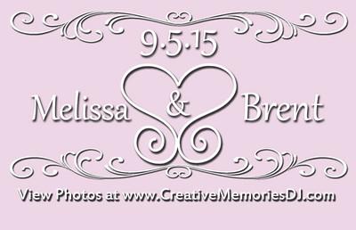 Melissa & Brent