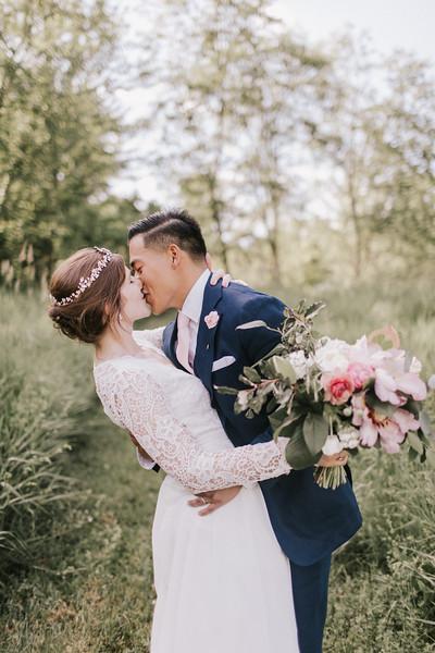 Melissa & Vince // Wedding