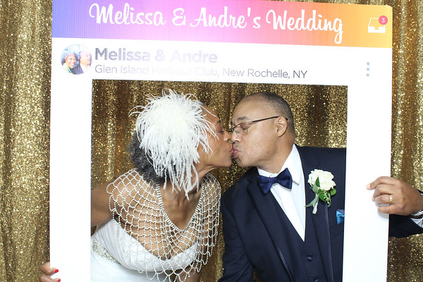 Melissa and Andre Wedding