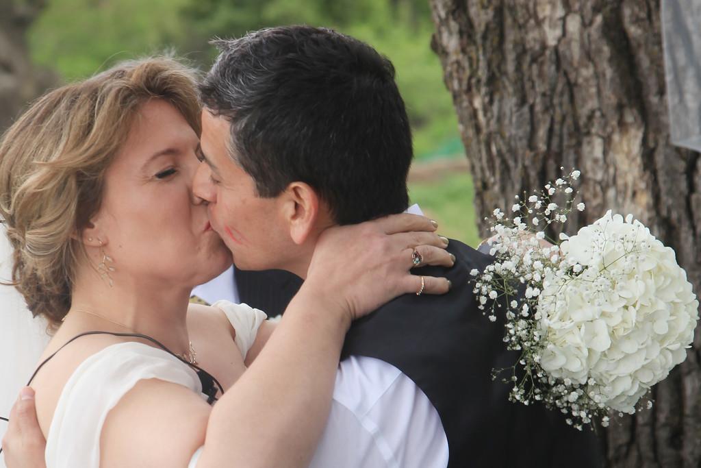 Melissa and Jorge