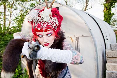 Melissa's  Documentary  Model:Melissa Hayward Pics: Angela Halpin
