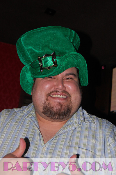 St Paddy's Day Happy B'day Melody Bar&Grill