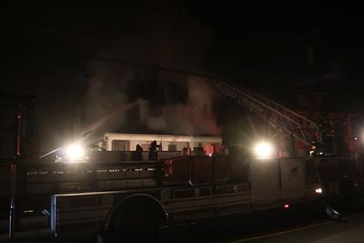 Melrose MA, 3 alarm fire 504 Lebanon Street  3/3/18