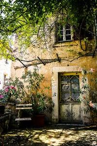 france exterior house