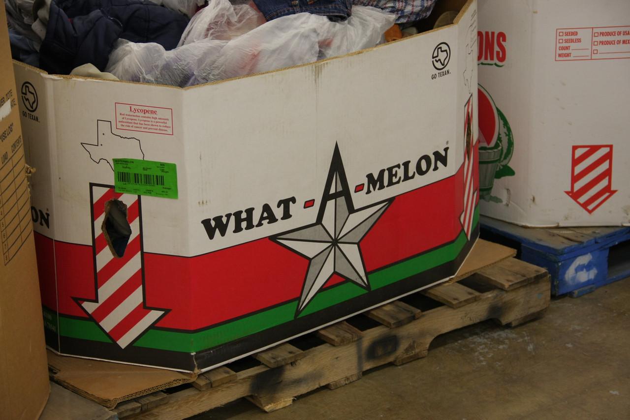 What a melon....
