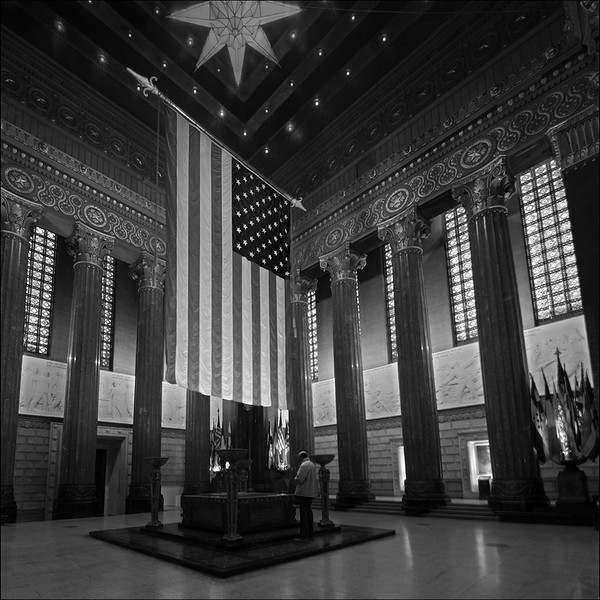 Indiana World War Memorial Shrine Room