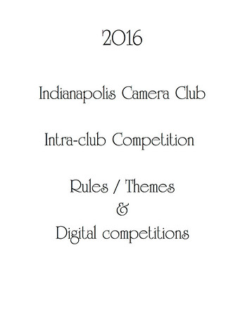 Club Documents and Constitution