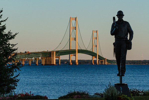 Mackinac Bridge, Mi 120804-4 reduced size