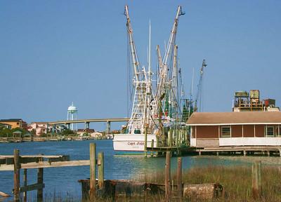 David Keener - Shrimp Boats Are A Comin