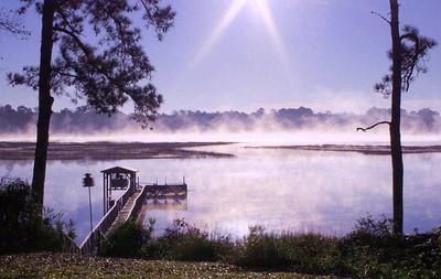 David Keener - Misty River