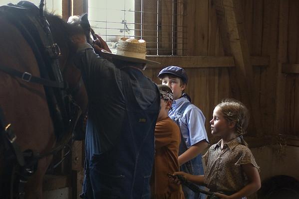 EW- Horse Barn Lessons