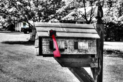 1  Mailbox House