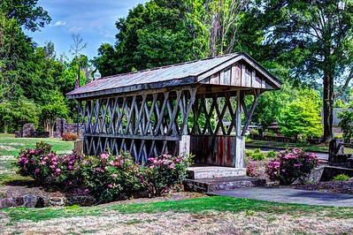 Bonus Covered Bridge